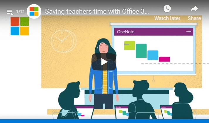 Office 365 in Schools